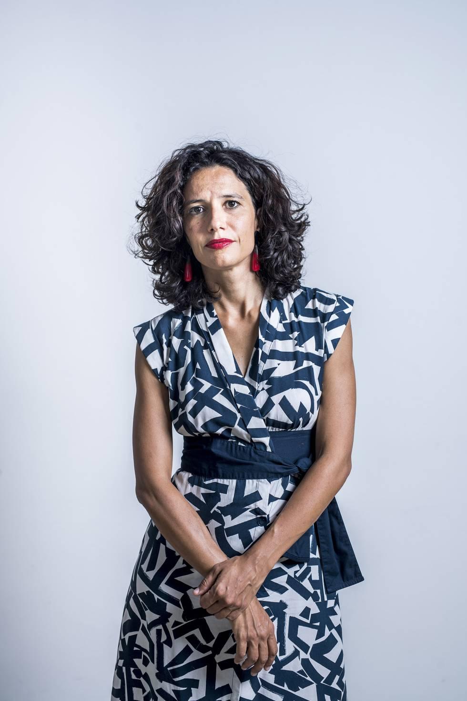 Isabel Bordes, jefa de biblioteca y centro de documentación.