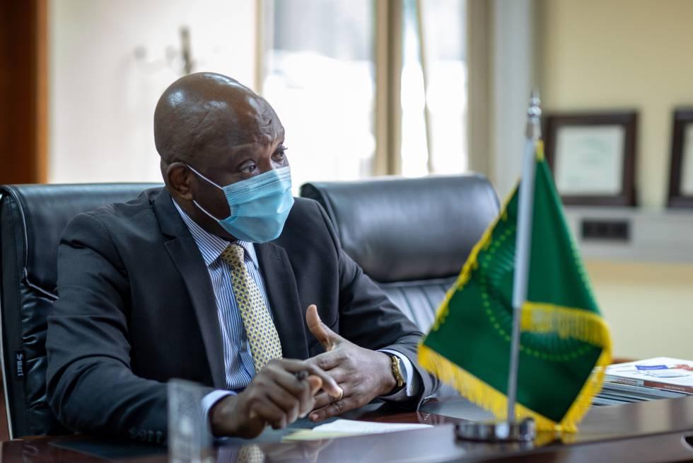 John Nkengasong.