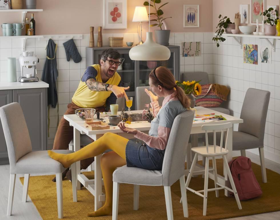 Más baratos, reciclables y polivalentes: estos son los muebles de Ikea para un otoño semiconfinado