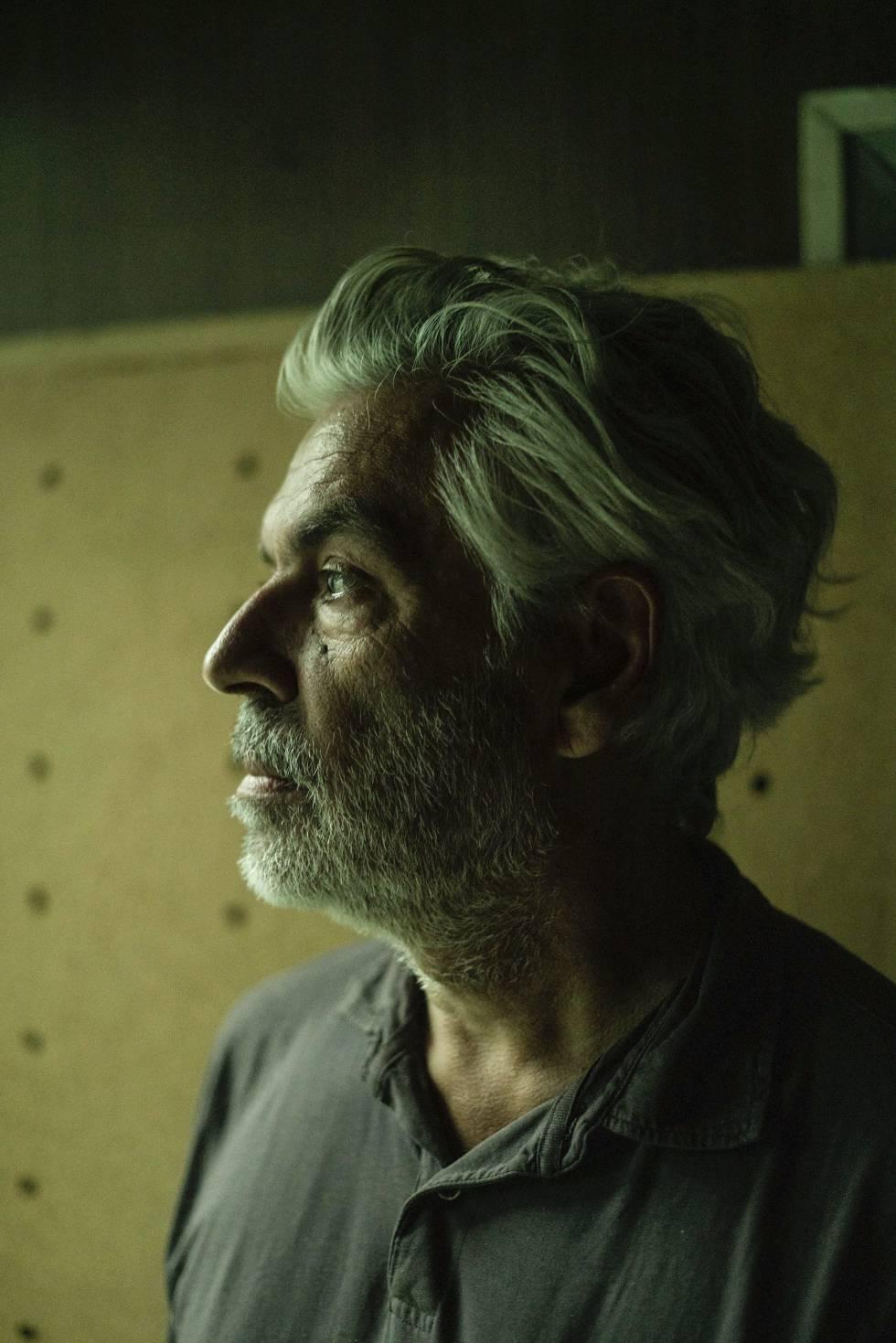 The film director Pedro Costa.