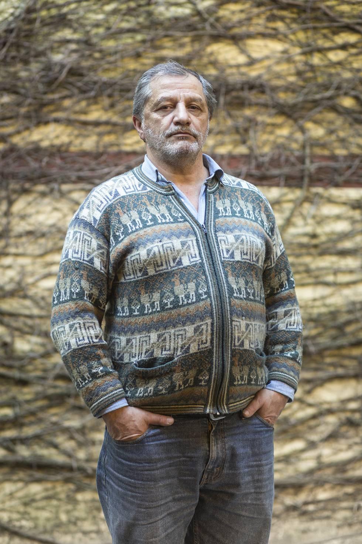 Excombatiente y superviviente de la guerra de las Malvinas, en la que  murieron 649 soldados argentinos: César Trejo.