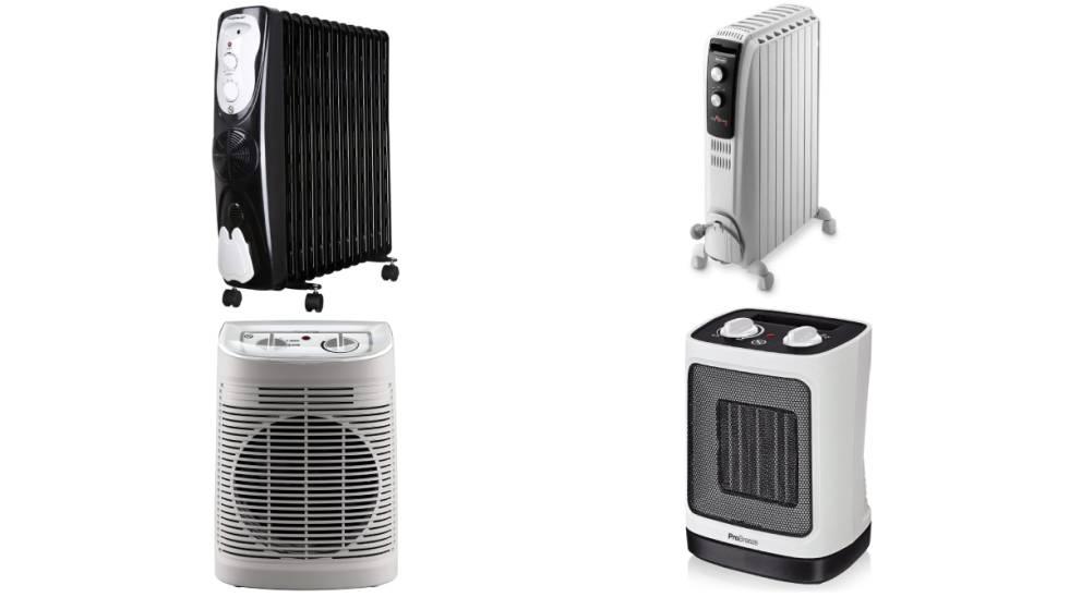 Los cuatro radiadores eléctricos para el baño mejor ...