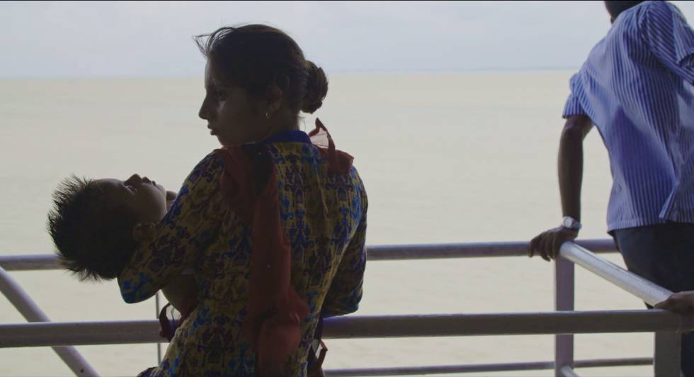 Cappellin se desplaza hasta Bangladés para comprobar in situ cómo se están adaptando al cambio climático.