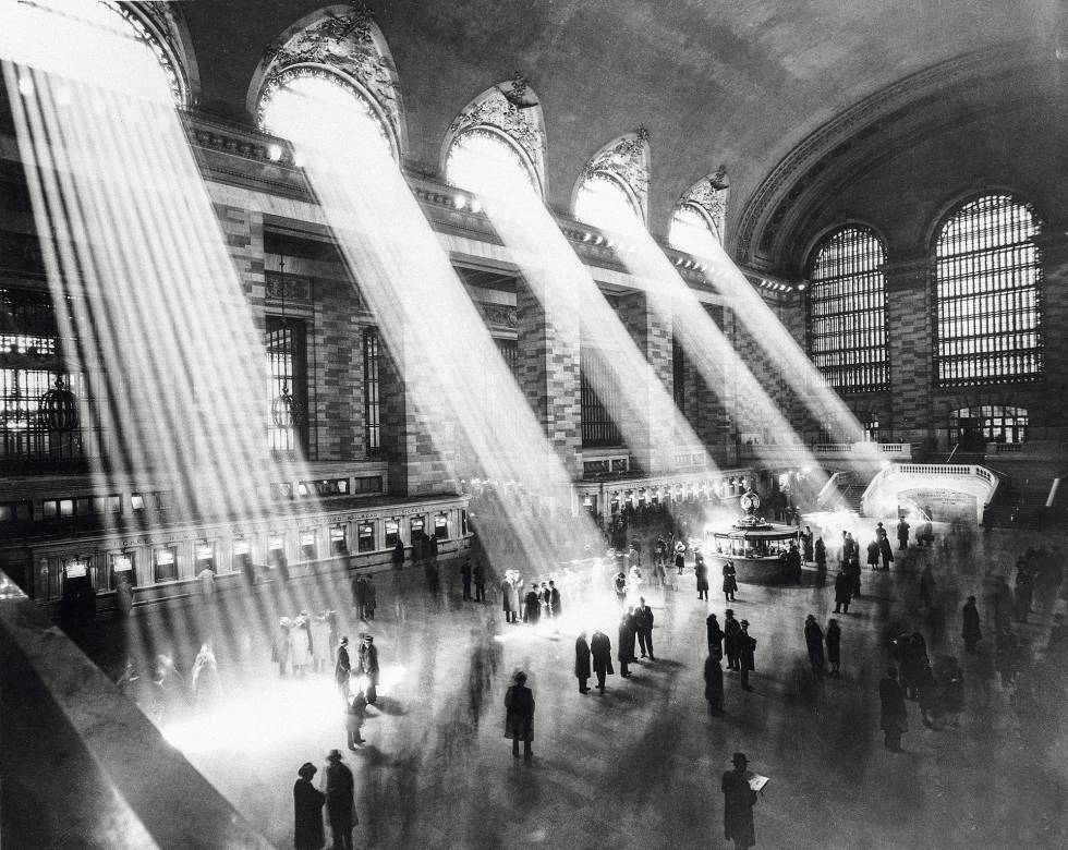 Grand Central Station de Nueva York.