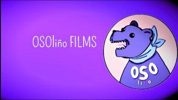 Logotipo de la Productora de vídeos escolares OSOliño FILMS