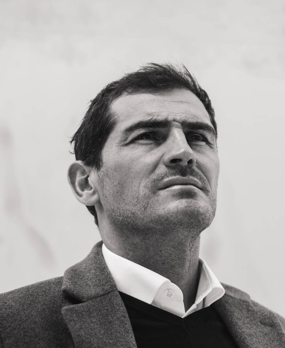Iker Casillas, el guardameta que fue santo