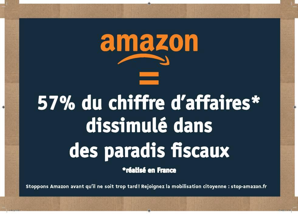 La campaña Stop Amazon quiere alertar sobre los perjuicios comerciales pero también sociales, económicos y medioambientales