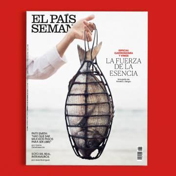 Especial gastronomía y vinos: La fuerza de la esencia, este domingo, en 'El País Semanal'