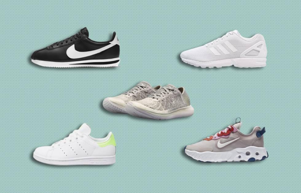 perderse flota antes de  Rebajas 2021: Rebajas en zapatillas Nike, Adidas, New Balance o Fila para  empezar el año ahorrando | Escaparate | EL PAÍS