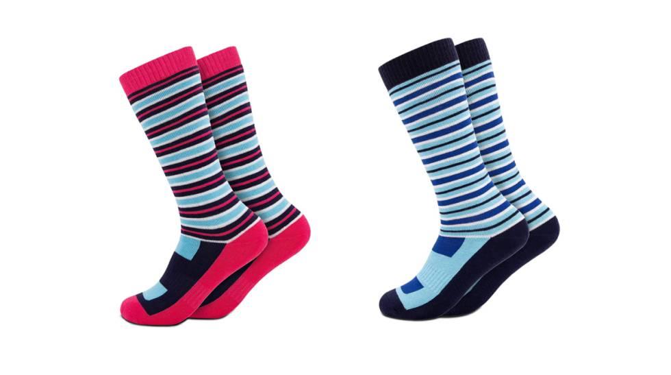 Protege los pies del frío con estos calcetines térmicos para hombre, mujer y niño