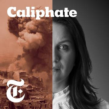 Portada del podcast Caliphate (NYT).