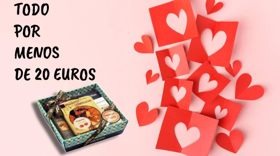 25 Regalos De San Valentín Para Sorprender A Tu Pareja Que Se Adaptan A Cualquier Presupuesto Escaparate El País