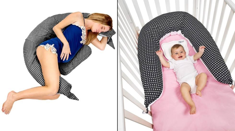 almohada embarazo