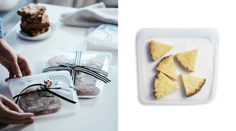 bolsas silicona, home office, teletrabajar, aperitivos saludables, snacks saludables, picoteo saludable
