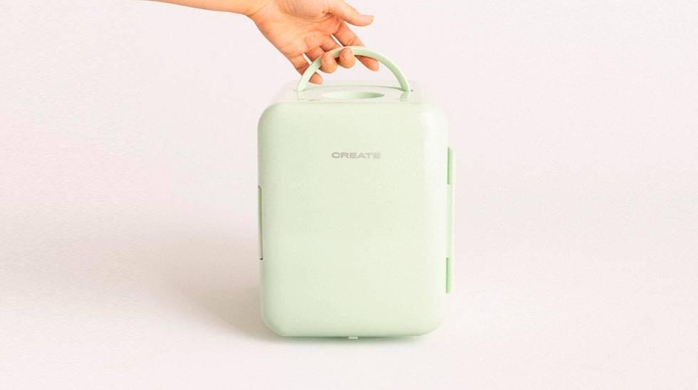 mini frigo barato belleza