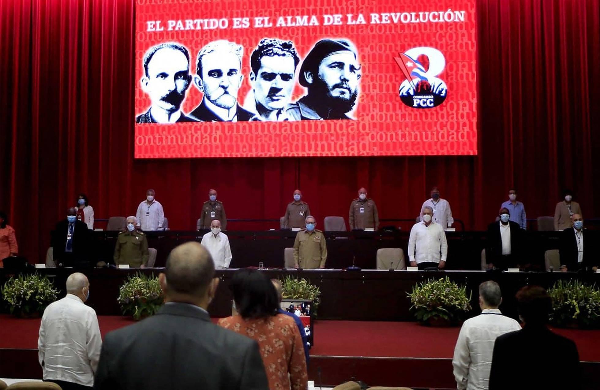 Fotos: Las imágenes del Congreso del Partido Comunista de Cuba | Sociedad |  EL PAÍS