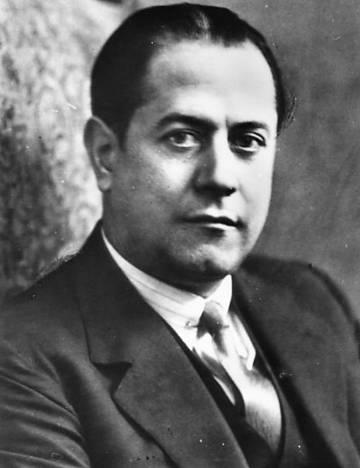 José Raúl Capablanca, mediados de los treinta.