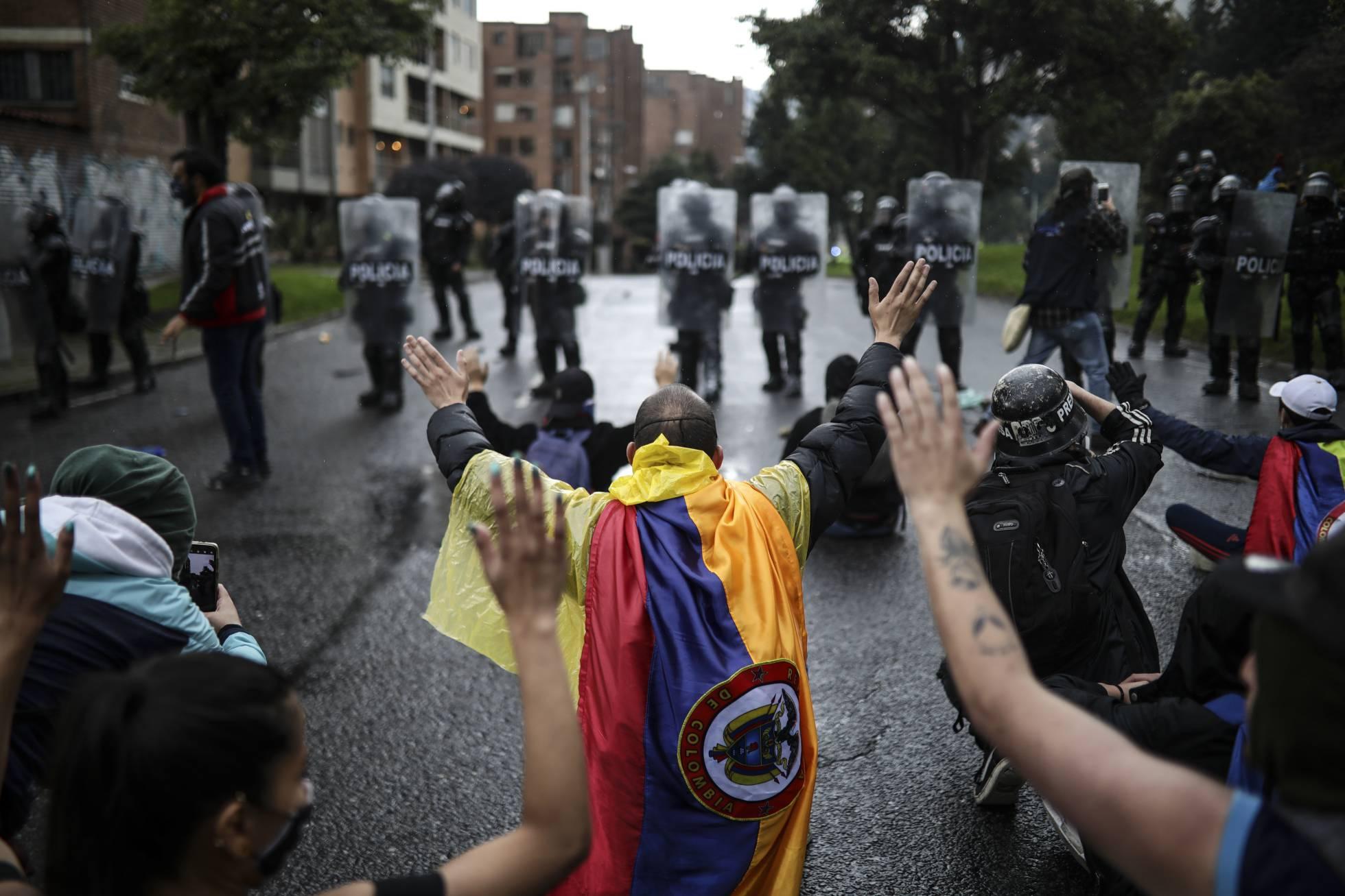 Fotos: Colombia, sumergida en las protestas y el abuso policial |  Internacional | EL PAÍS