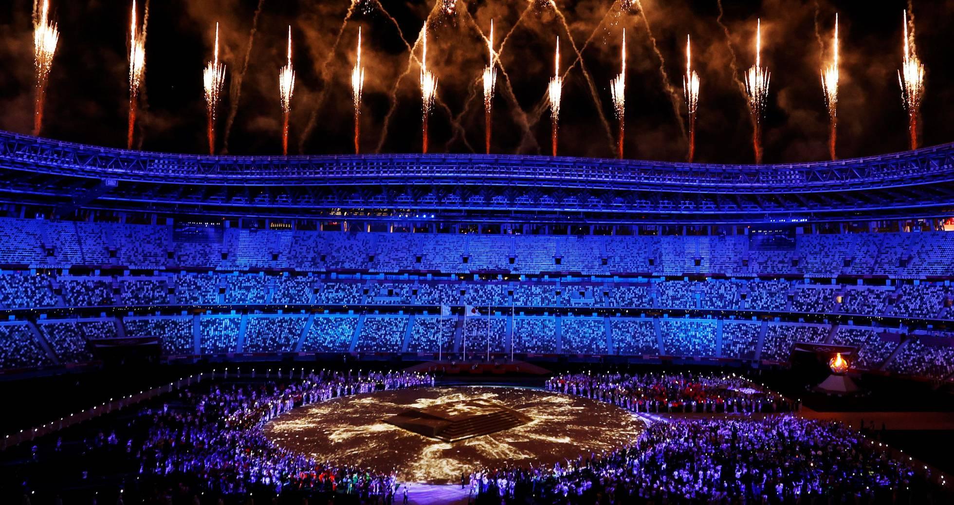 Fotos: Ceremonia de clausura de los Juegos Olímpicos de Tokio 2020, en  imágenes | Deportes | EL PAÍS