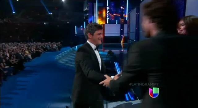 Alejandro Sanz logra su decimosexto Grammy