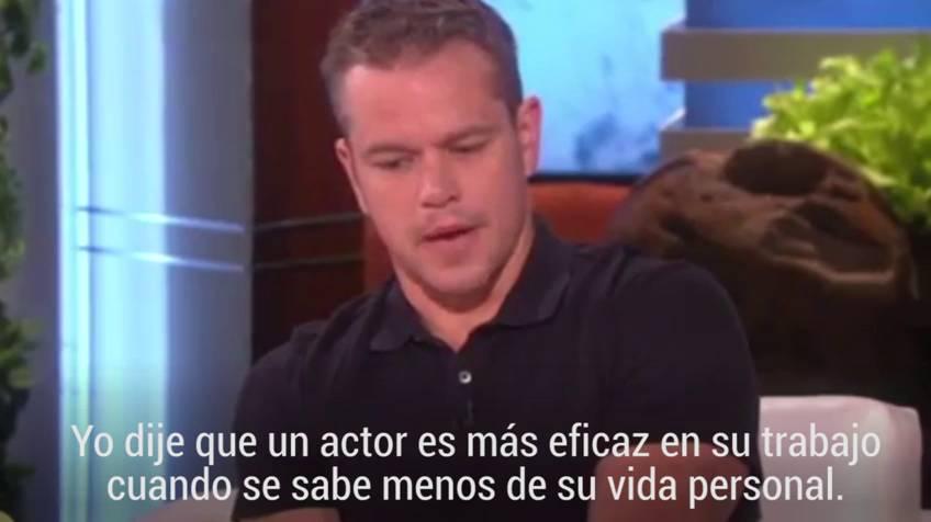 Ser gay sigue siendo tabú en la industria de Hollywood