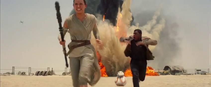 'Star Wars - O despertar da Força': o início de uma nova era