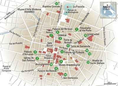 24 Horas En Bolonia El Viajero El Pais