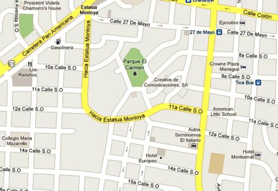 Google Maps Villa Rica