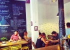 Un café 'ecofriendly' en Madrid