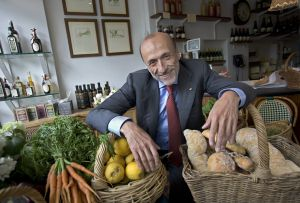 Carlo Petrini, fundador del movimiento 'Slow Food'.