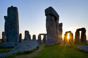 Stonehenge, Gran Bretaña.