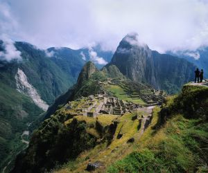 La recompensa final: Machu Picchu.