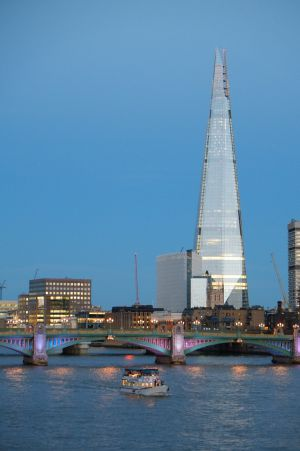 The Shard, en Londres, de Renzo Piano