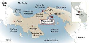 Mapa de Ciudad de Panamá