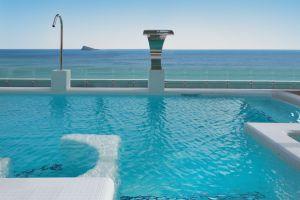 Hotel Villa del Mar, en Benidorm.