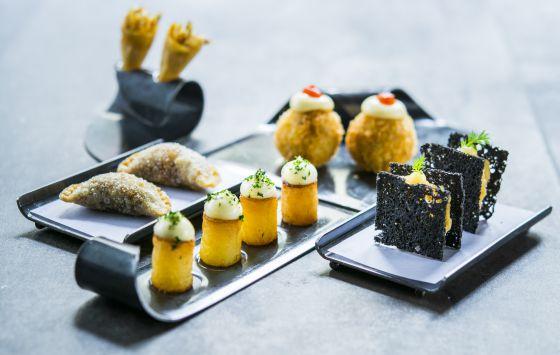 Sergi arola y el bocata de calamares gourmet el viajero el pa s - Restaurante sergi arola en madrid ...