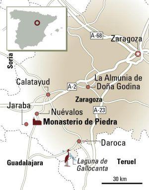 Monasterio De Piedra Una Cascada Para Johnny Depp El Viajero