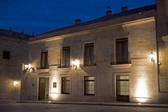 Hoteles en salamanca nh puerta de la catedral el for Hoteles en la puerta