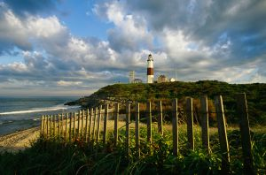 Faro de Montauk Point, en Long Island (Nueva York).