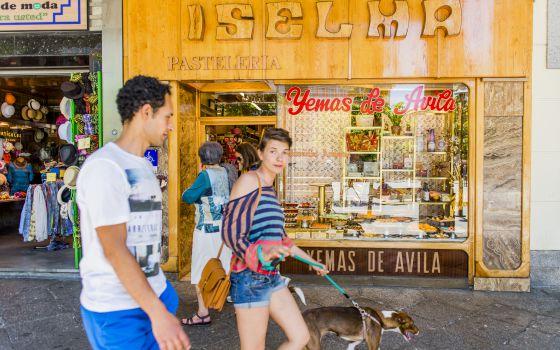 Ávila, una delicia