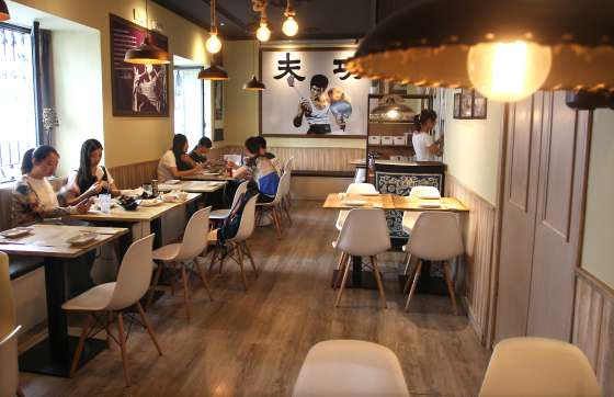 Los ocho mejores restaurantes chinos de Madrid