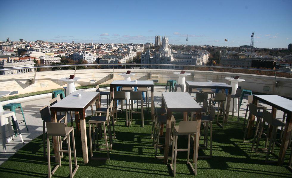 Fotos Las 25 Mejores Terrazas De Madrid El Viajero El País
