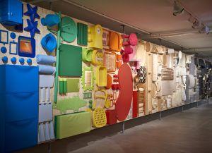 pasillo de entrada al museo ikea en lmhult suecia - Ikea Diseo