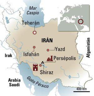 Turismo En Iran El Hechizo De Isfahan El Viajero El Pais