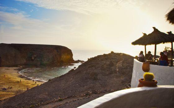 10 flechazos en Lanzarote