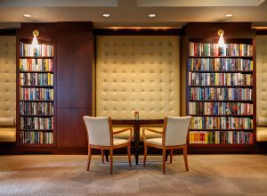 The Library Hotel, en Nueva York.