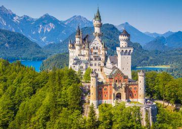 best loved 4f87e 6729a Los castillos más bonitos de Europa