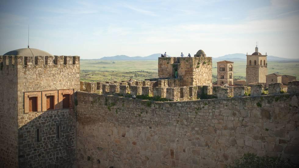 La Ruta De Juego De Tronos En Extremadura El Viajero El País