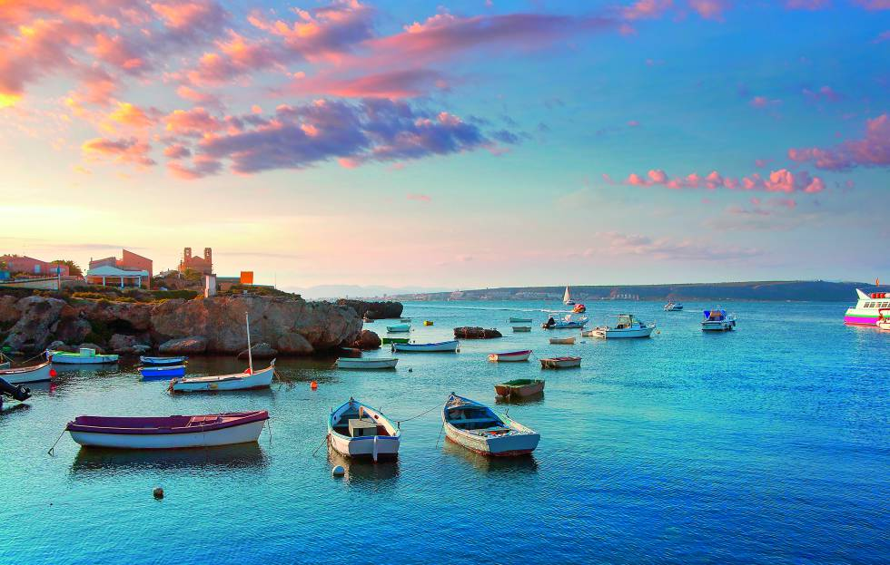 Tabarca la isla de los meros el viajero el pa s - Hoteles en isla tabarca ...