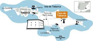 Tabarca, la isla de los meros